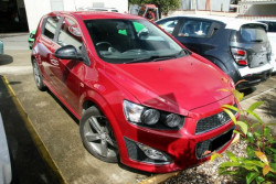 Holden Barina RS TM MY14