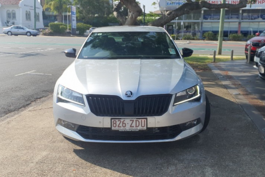 2019 Skoda Superb NP Sportline Sedan Sedan
