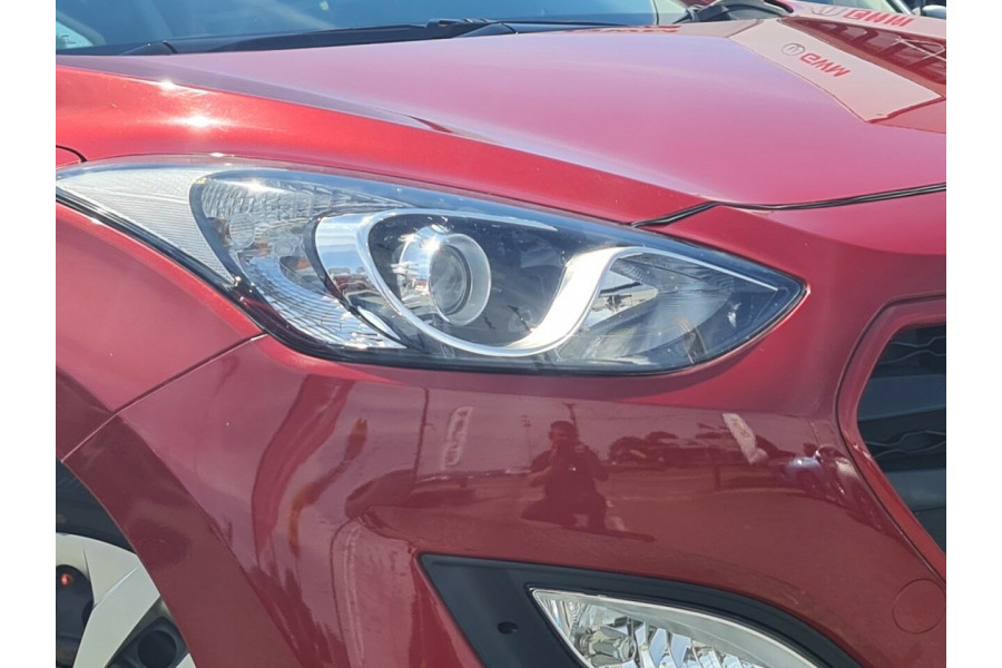 2016 MY17 Hyundai i30 GD4 Series II MY17 Active Hatchback