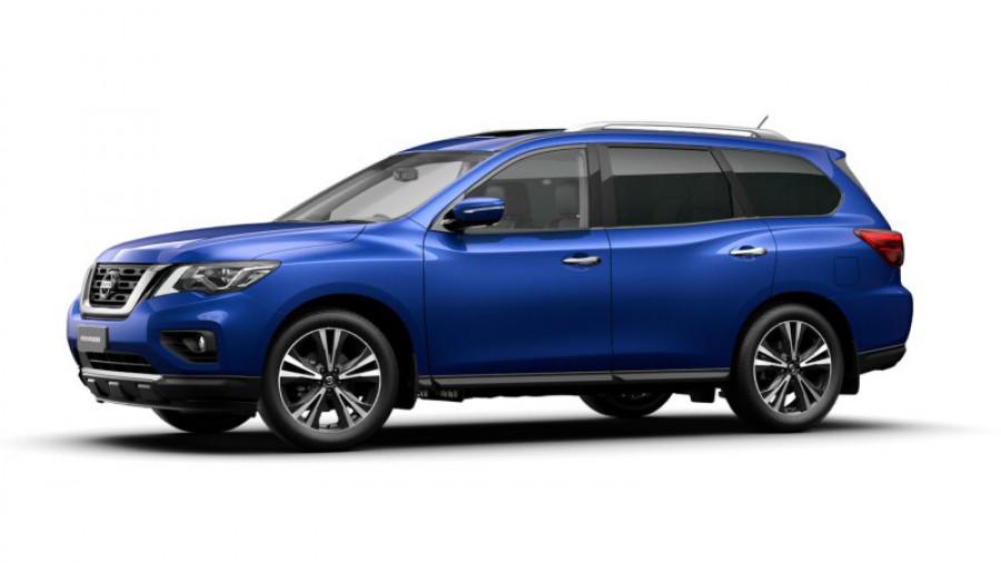2019 Nissan Pathfinder R52 Series III Ti 4WD Suv Image 34
