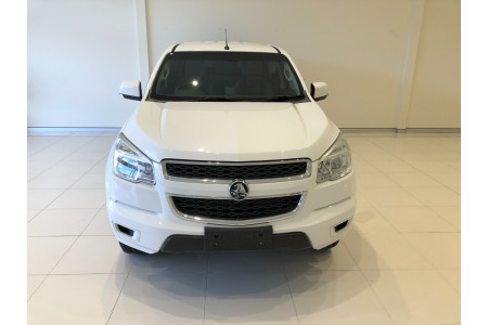 2015 Holden Colorado RG Turbo LS 2wd d/c canopy Image 3