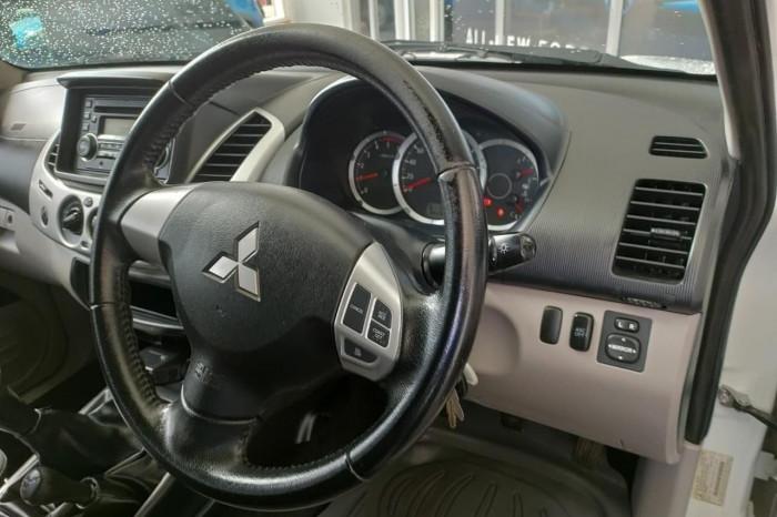 2012 Mitsubishi Triton MN  GL-R Utility