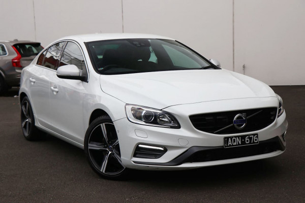 2016 Volvo S60 (No Series) MY16 T5 R-Design Sedan