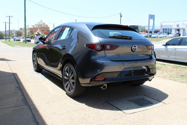 2019 Mazda 3 BP G25 Evolve Hatch Hatch Image 5