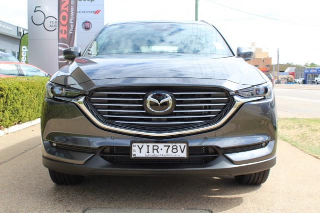 2018 Mazda CX-8 KG Asaki Suv Mobile Image 9