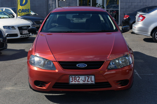2006 Ford Falcon BF Mk II XT Sedan Image 3