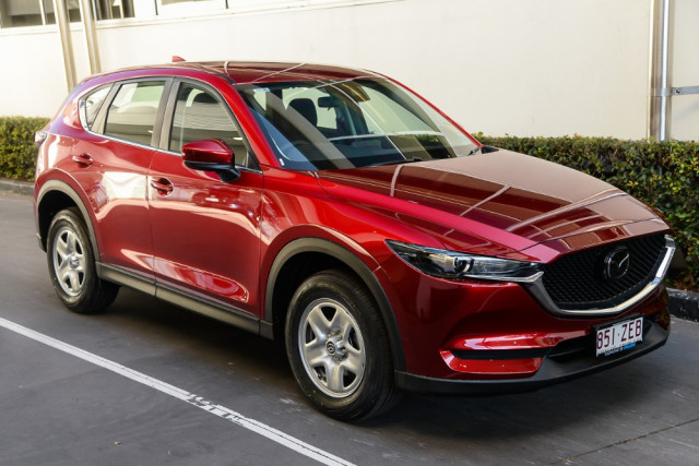 2019 Mazda CX-5 KF Maxx Suv Image 5