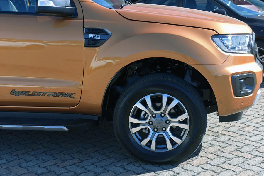 2018 MY19.00 Ford Ranger PX MkIII 2019.0 Wildtrak Utility Mobile Image 5