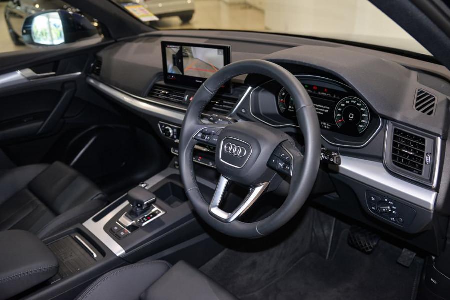 2020 Audi Q5 S-tronic