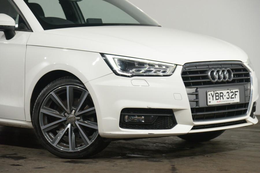 2015 Audi A1 Sportback 1.4 Tfsi Sport