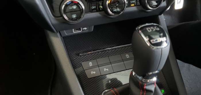 2019 Skoda Octavia NE RS Sedan Sedan Image 12