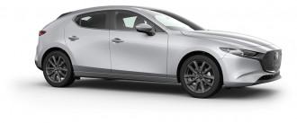 2020 Mazda 3 BP G20 Evolve Hatch Hatchback image 8