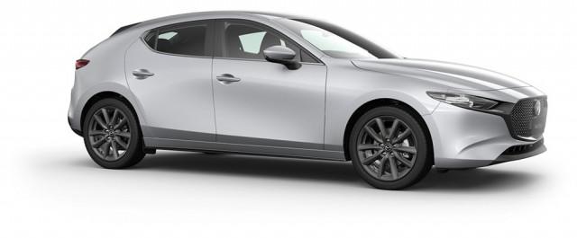 2020 Mazda 3 BP G20 Evolve Hatch Hatchback Mobile Image 8