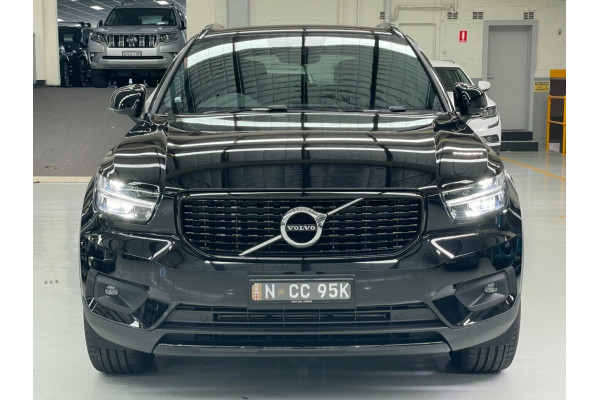 2020 MY21 Volvo XC40 XZ MY21 T5 AWD R-Design Suv Image 2