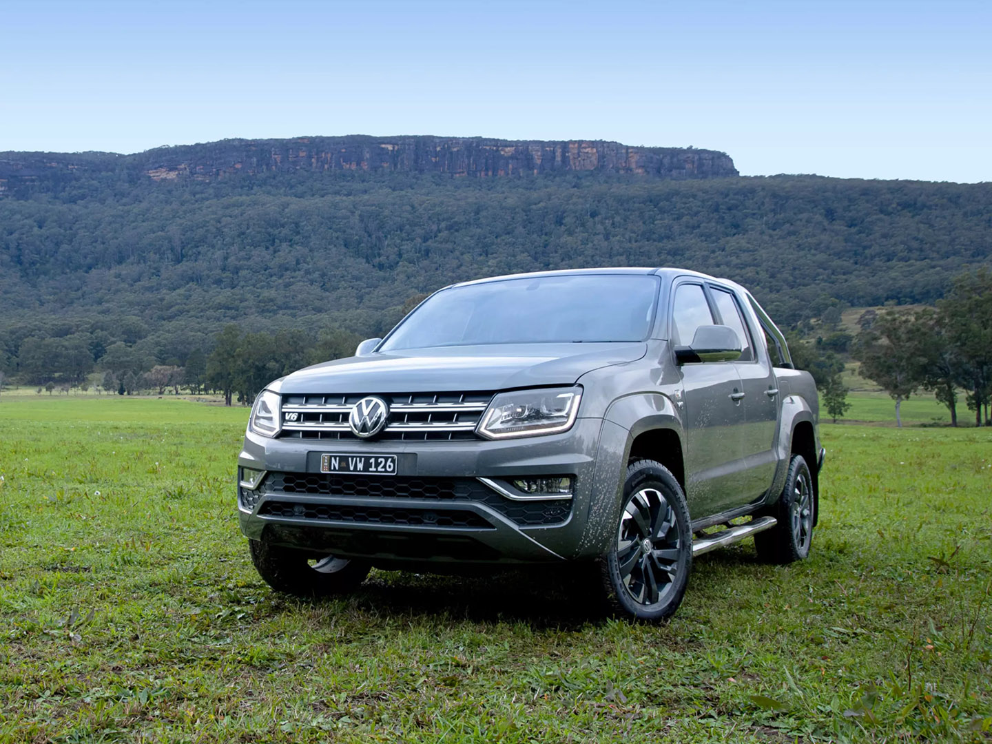 Introducing the <strong>Amarok V6 Highline 580</strong> Image