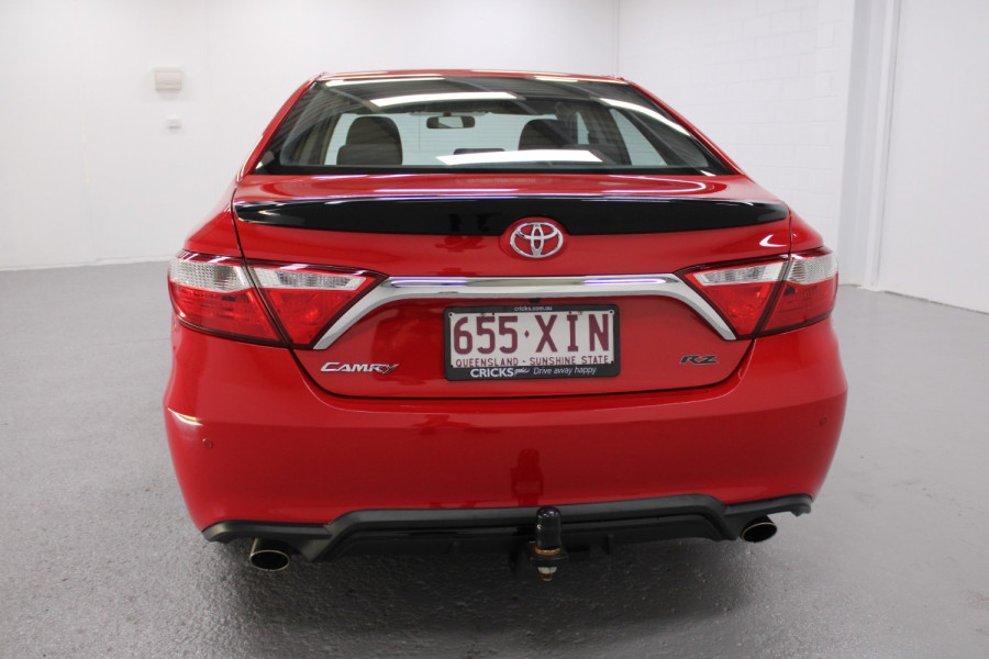2017 Toyota Camry S Image 5