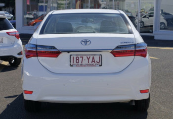2017 Toyota Corolla ZRE172R Ascent S-CVT Sedan