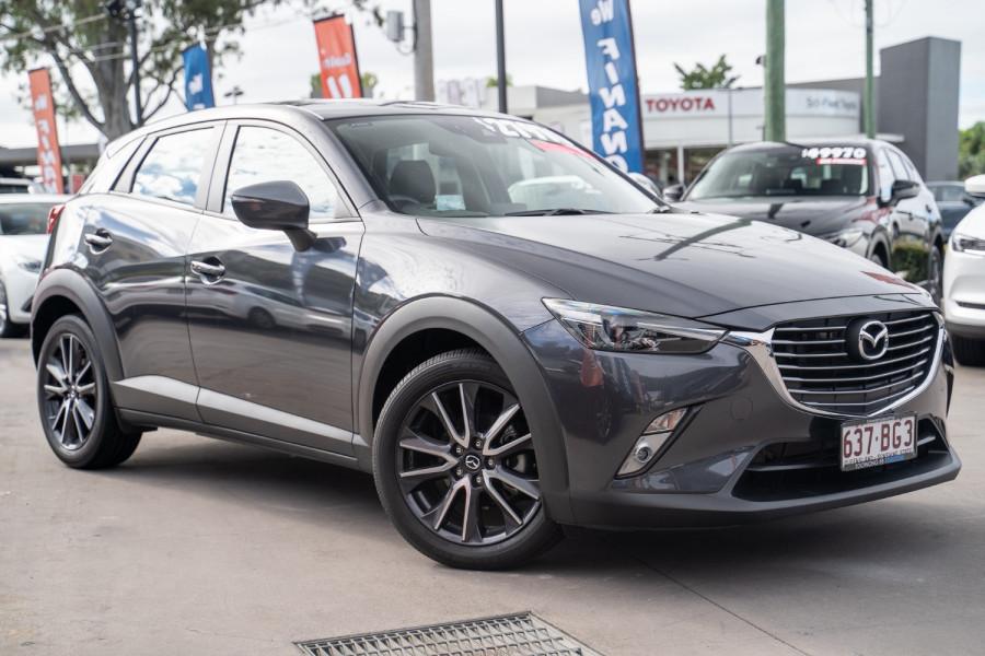 2017 Mazda CX-3 sTouring