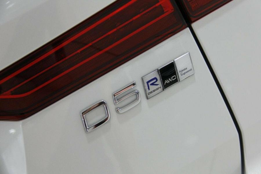 2018 Volvo XC60 UZ D5 R-Design Suv Mobile Image 16