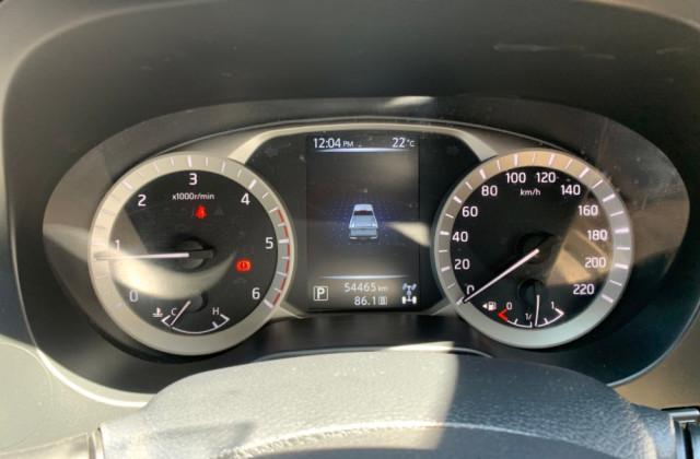 2017 Nissan Navara D23 S2 ST Utility