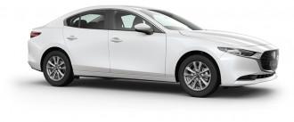 2020 Mazda 3 BP G20 Pure Sedan Sedan image 8