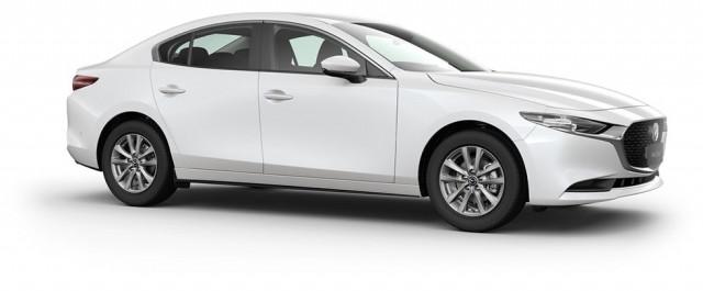 2020 Mazda 3 BP G20 Pure Sedan Sedan Mobile Image 8
