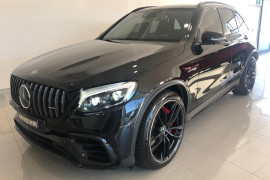 2019 Mercedes-Benz C Class X253 809MY GLC63 AMG Wagon Image 3