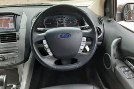 2012 Ford Territory SZ WAG Wagon
