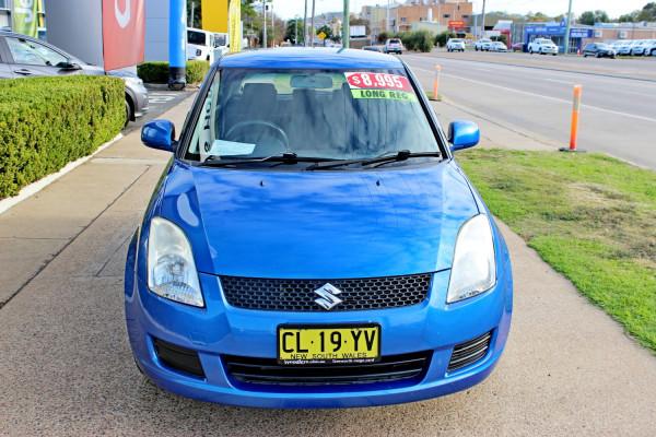 2010 Suzuki Swift RS415 Hatchback Image 3