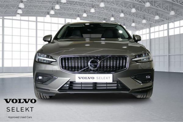 2019 Volvo V60 (No Series) MY20 T5 Inscription Wagon Image 3