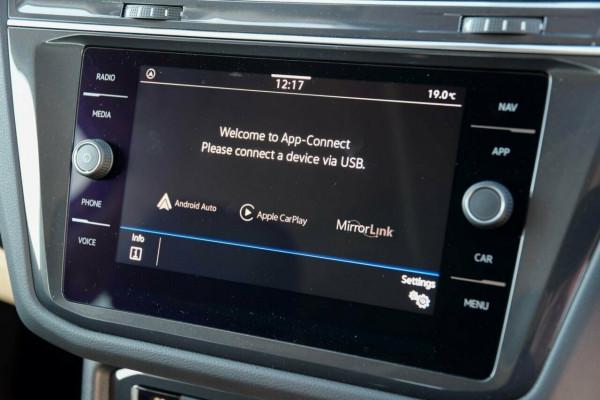 2021 Volkswagen Tiguan 5N 110TSI Comfortline Allspace Suv