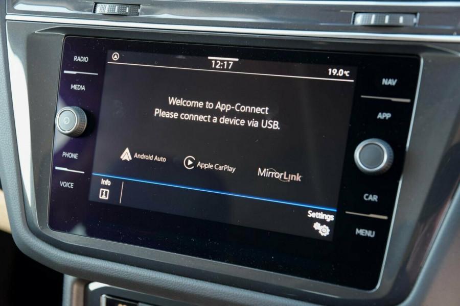 2021 Volkswagen Tiguan 5N 110TSI Comfortline Allspace Suv Image 13