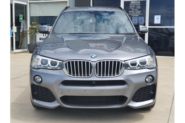 2017 BMW X3 F25 LCI XDRIVE30D Suv Image 3