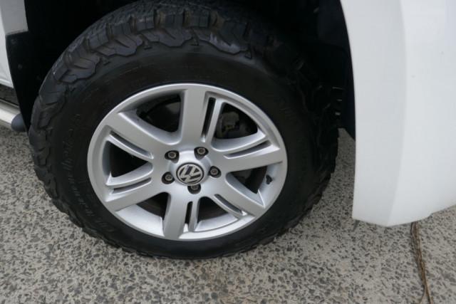 2014 Volkswagen Amarok 2H  TDI400 Highline Utility Image 3