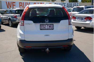 2014 Honda CR-V RM MY15 VTi Navi Suv Image 4