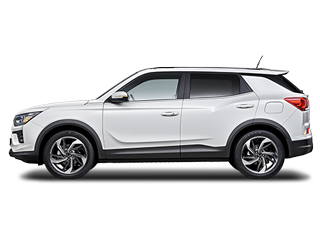 Korando Medium SUV Ultimate