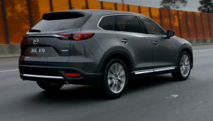CX-9 Power and Efficiency