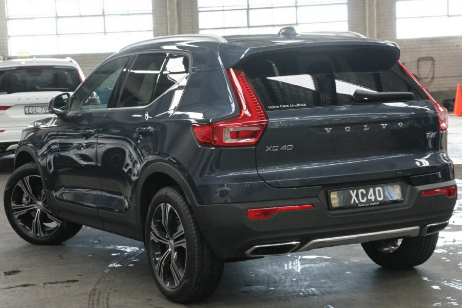 2019 MY20 Volvo XC40 XZ T4 Inscription Wagon