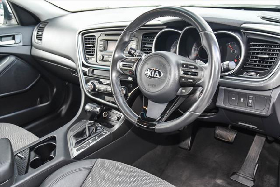 2015 Kia Optima TF Si Sedan