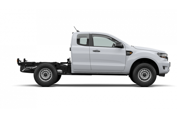 2021 MY21.75 Ford Ranger PX MkIII XL Super Cab Chassis Cab chassis Image 3
