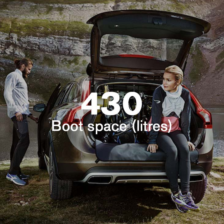 V60 Cross Country Intelligent seating