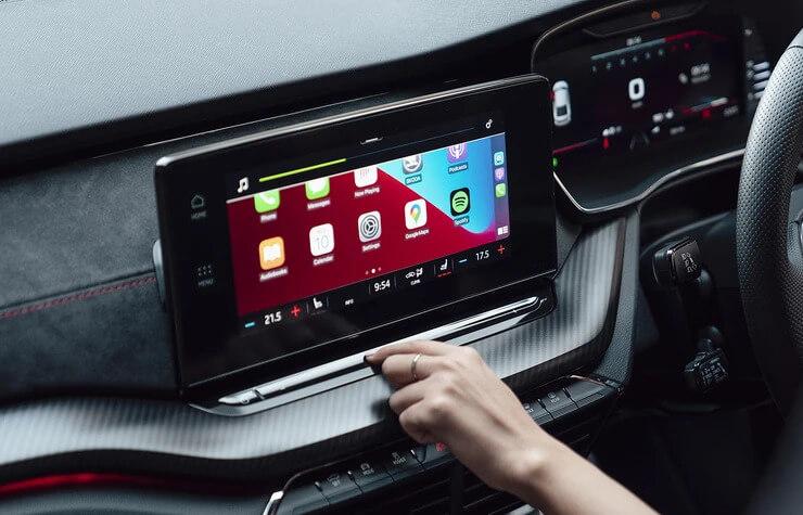 Octavia Wagon Premium interiors