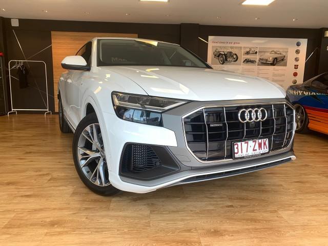 2019 Audi Q8 4M MY19 55 TFSI Suv
