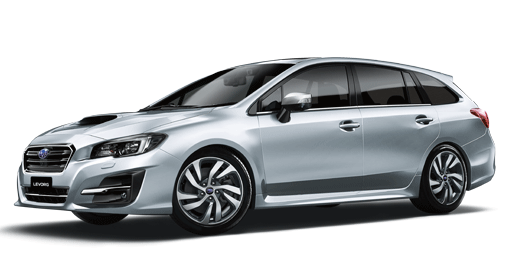 New Subaru Levorg