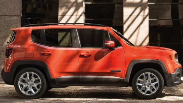 Renegade Timeless Jeep Brand Styling