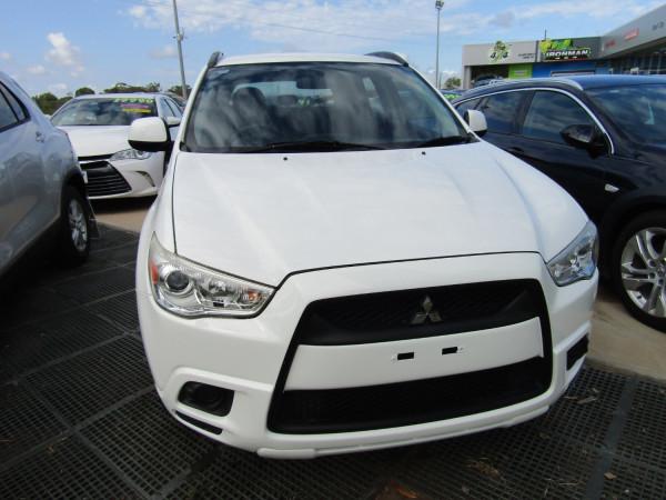 2011 MY12 Mitsubishi ASX XA MY12 Suv
