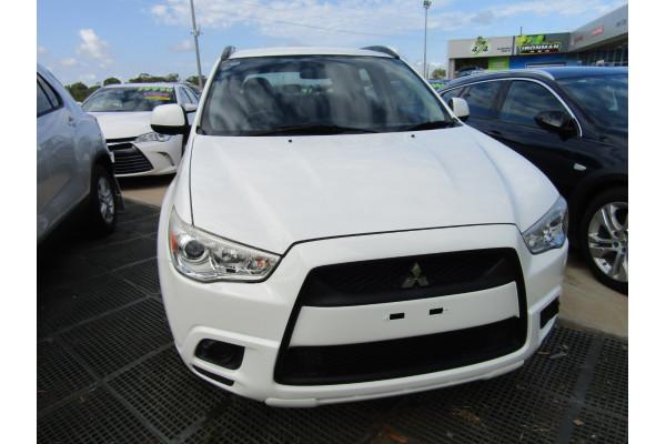 2011 MY12 Mitsubishi ASX XA MY12 Suv Image 2