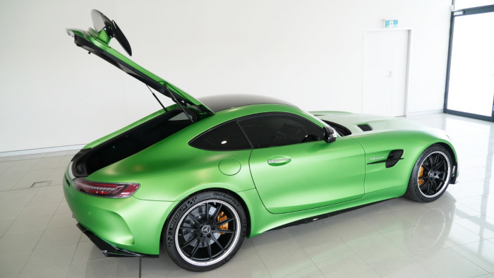 2019 Mercedes-Benz S Class Coupe Image 32