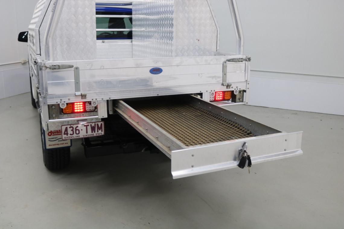 2014 Ford Ranger PX XLT Utility Image 12