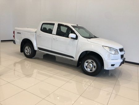 2014 Holden Colorado RG Turbo LS 4x4 dual cab Image 2